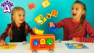 Сумасшедший тостер Для детей. Друзяки Новые серии 2016 года! Игры для детей Splash Toys