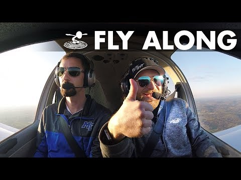 pilot-program-flyalong--stefan-pilots-a-diamond-da40--mtsu