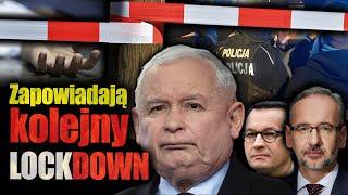 Rząd szykuje kolejny lockdown! PiS poradził sobie z epidemią najgorzej w Europie