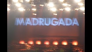 Madrugada   What's On Your Mind?    Live 2019 In Athens, Greece At Tae Kwon Do Stadium  07 04 2019