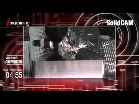 iMachining Turbomode