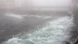 スイス発 霧に包まれたルツェルン市内【スイス情報.com】