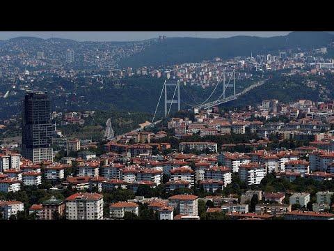 Ισχυρός σεισμός στην Κωνσταντινούπολη