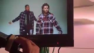 """Behind The Scenes Of Moneybagg Yo And J Cole """"Say Na"""" Video!!"""