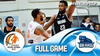 Ironi Ness Ziona v Bakken Bears - Round of 16 - Full Game - FIBA Europe Cup 2019