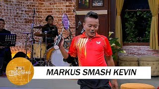 Kevin Sanjaya di Smash Markus KW