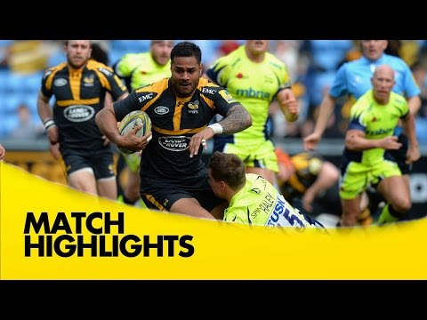 Wasps' slowcoach Charles Piutau left standing by coach Lee