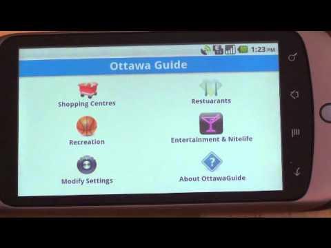 Video of Ottawa Guide