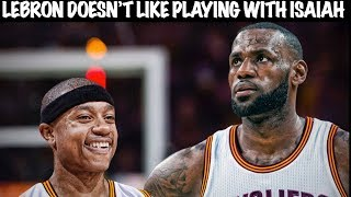 Lebron James Doesnt Want To Play With Isaiah Thomas, He's Hiding His True Feelings, Here's Why!