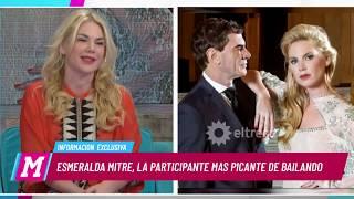 """Esmeralda Mitre: """"Con Dario eramos dos almas gemelas, pero ahora tiene que hacer su camino solo"""""""
