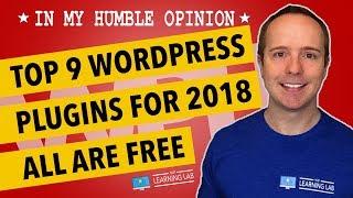 9TopPlugins2018ForWordPress-Must-HavePluginsForWordPress