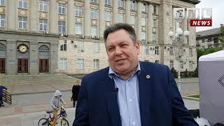 CNLNEWS: В Черкассах состоялся Пасхальный марш