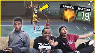 When We Play Like THIS No One Can Beat Us! - NBA 2K19 Gameplay