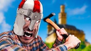 BEST GAME EVER MADE | Medieval Engineers