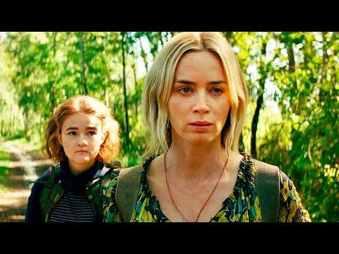 «Тихое место 2» (2020) — тизер-трейлер фильма