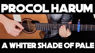 Kelly Valleau - A Whiter Shade Of Pale (Procol Harum) - Fingerstyle Guitar 2