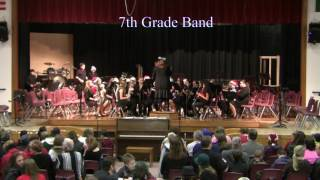 2014 Chili Feed - Middle School Concert