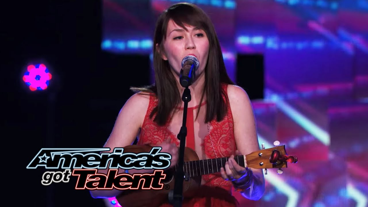 Livy, Matt & Sammy: Acoustic Indie Band Sing OutKast Cover - America's Got Talent 2014 thumbnail