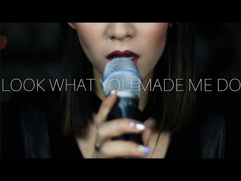 Look What You Made Me Do Taylor Swift - Arden Cho