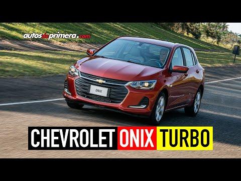 Chevrolet Onix 2020, ahora con motor turbo | Lanzamiento