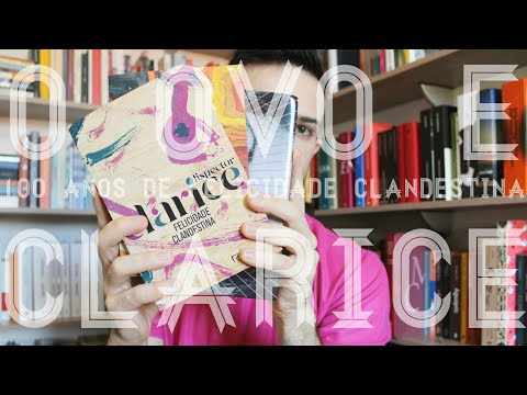 Felicidade Clandestina, de Clarice Lispector - 100 anos de Clarice no Canal do Lucas