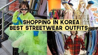 Shopping In Korea: BEST Place to Shop Korean Winter Streetwear Outfits | Q2HAN