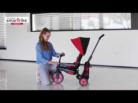 smarTrike Folding Trike Features NEW