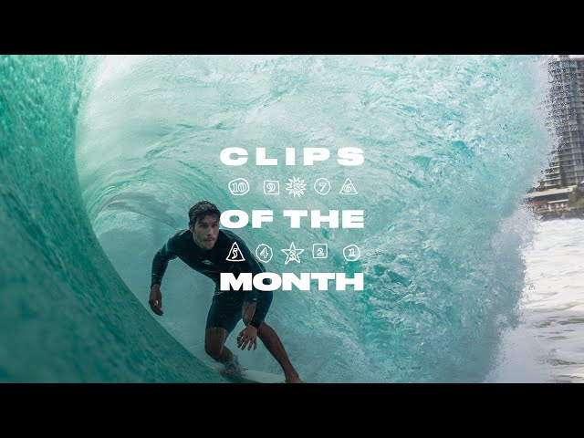 The Top 10 Surf Clips From the Month of February 2019