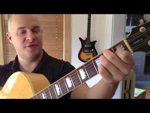 E Chord for Guitar