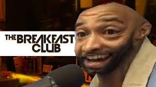 Joe Budden Loses His Mind on The Breakfast Club
