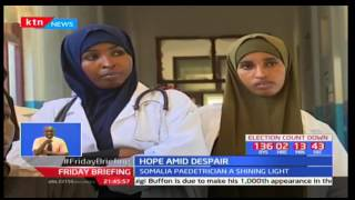 Hope amid despair in Somalia as a woman pediatrician saves the lives of many