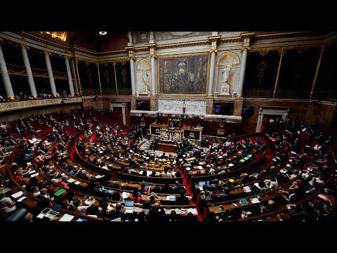 Video: Macron's asylum law set to pass, despite party divisions