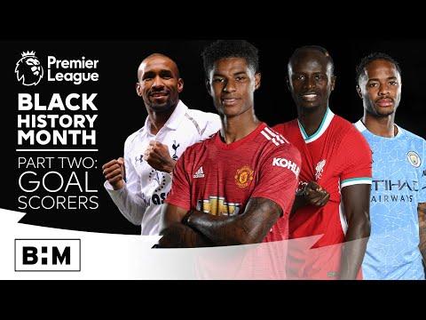 Black History Month | Premier League Goalscorers