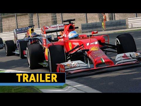 Trailer de F1 2014