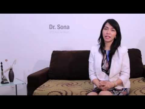 "Video Dr. Sona - Ahli Kecantikan ""Cara Mengatasi Flek Hitam"""