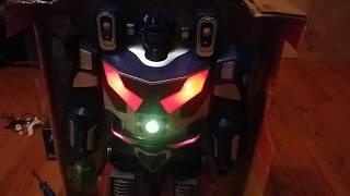 Unboxing Adventure Force: Astrobot - Walking Robot!