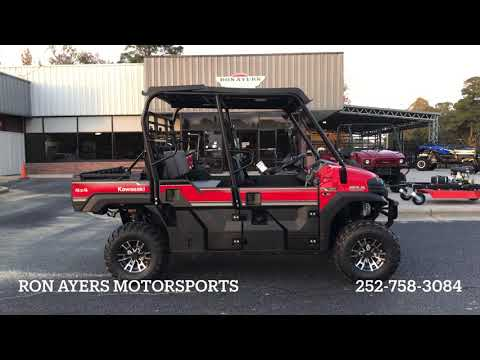 2020 Kawasaki Mule PRO-FXT EPS LE in Greenville, North Carolina - Video 1