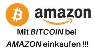 Kann man bei Amazon mit Bitcoin Zahlen