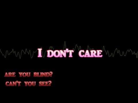 [Oliver] - I Don't Care (Original Vocaloid Song)