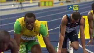 Usain Bolt Wins By 9.58 Sec In Rio Olimpic 2016 - Happy Birthday Usain!!!
