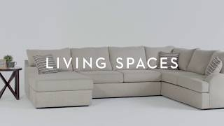 Meyer 3 Piece Sectional | Living Spaces