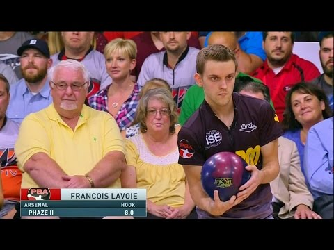 2016 PBA Badger Open Match 1