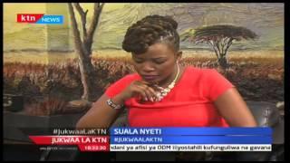 Suala Nyeti: Uchimbaji madini nchini na waziri Dan Kazungu [Sehemu 2]