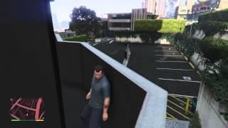 Grand Theft Auto V Police Olympics