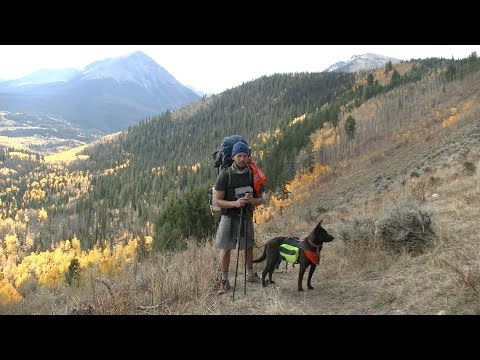Backpacking Basics - 5 Days Hiking in Colorados Gore Range