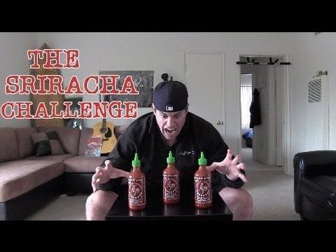 Kaveri joi gallonan oliiviöljyä vähän aikaa sitten… nyt menee Shrirachaa 3 pulloa!