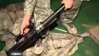 Перша партія українських гранатометів