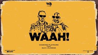 Diamond Platnumz Ft Koffi Olomide – Waah! (Official Audio)
