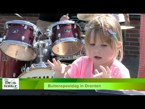 VIDEO | Buitenspeeldag bij De Toekomst in Dronten niet heel druk bezocht