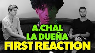 A.CHAL   LA DUEÑA REACTIONREVIEW (Jungle Beats)